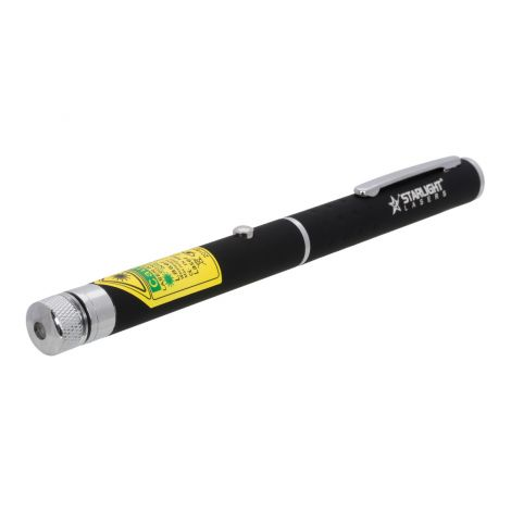 Starlight Lasers X2 Puntatore Laser Verde Con Schemi